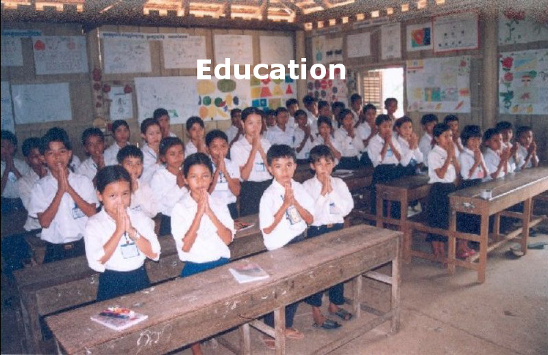 educational system in cambodia education essay Cambodia central african republic  step toward a completely a home-grown educational system  education primary education in jamaica spans six years.