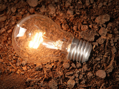 Electricity From Soil