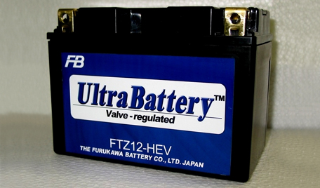Ultracapacitor Car Battery