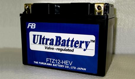 Ultracapacitor Car Battery